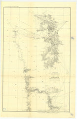 No. 20. Progress Of The Survey On The Coasts Of Oregon And Washington From Tillamook Bay To The Boundary.