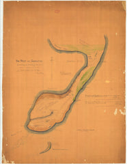The Original Series Of Fur Seal Rockery Charts - The Reef And Garbotch St. Paul Island Sheet No. 1