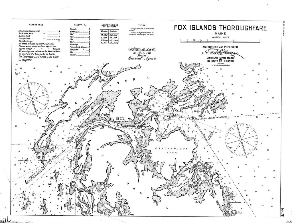 Fox Islands Thoroughfare