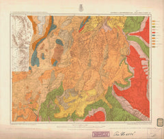 Southern And Southwestern Utah Atlas Sheet Number 59