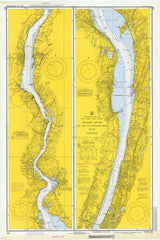 Hudson River, New York To Wappinger Creek