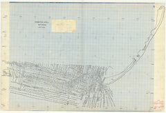 Eniwetok Atoll Wide Passage - Boat Sheet No. 101