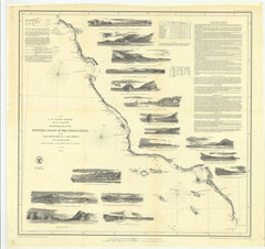 Reconnaissance Of The Western Coast Of The United States From San Francisco To San Diego