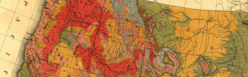 Beautifully Colored Maps
