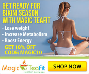 Magic Teafit Weight loss Tea