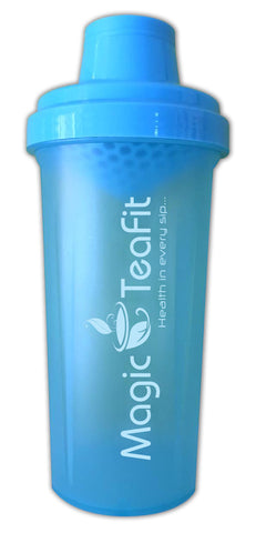 Light Blue 25 oz Bottle