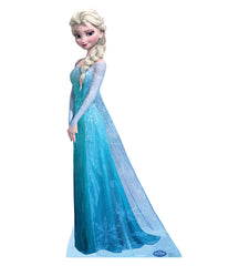 Snow Queen Elsa Frozen Cardboard Standup