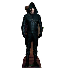 Arrow TV Show Oliver Queen Cardboard Standup