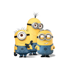 Minions Group Cardboard Standup
