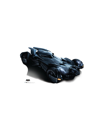 Batman V Superman Batmobile Cardboard Standup