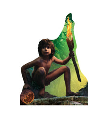 Mowgli Jungle Book Movie Cardboard Standup