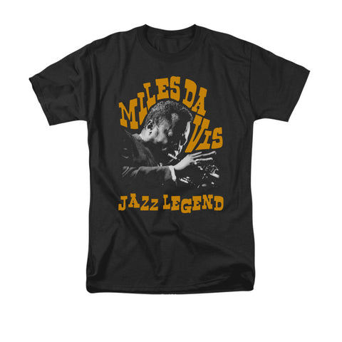 Miles Davis Jazz Legend