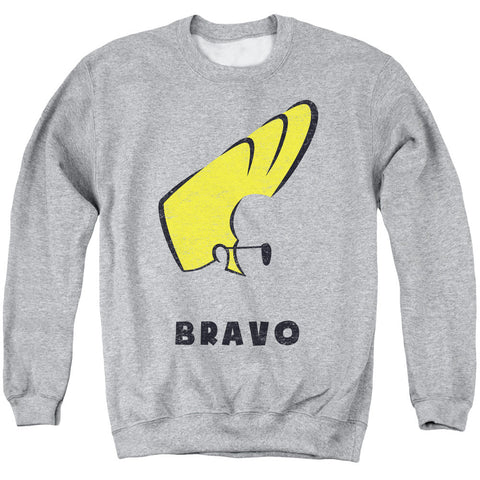 Mens Crewneck Sweatshirt / S