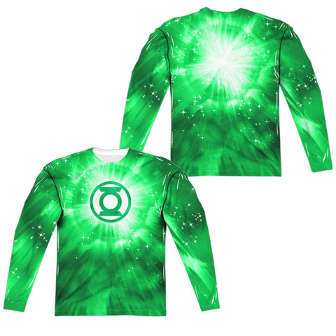 Mens 2-Sided Long Sleeve / S