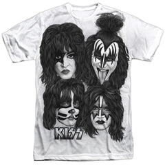 Faces Of KISS
