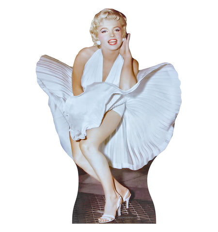 Marilyn Monroe 7 Year Itch Cardboard Standup