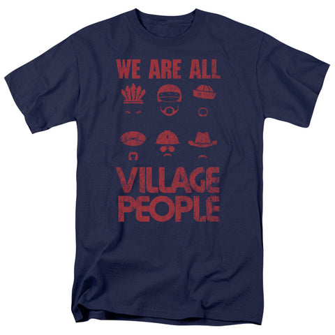 We Are All Village People