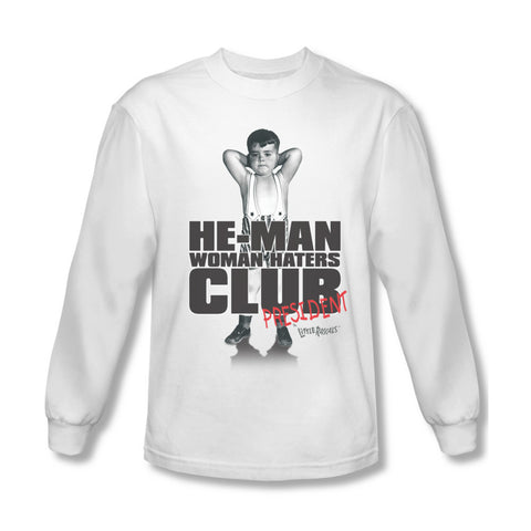 Mens Long Sleeve / M