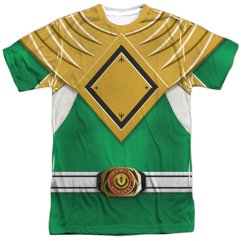 Green Ranger Costume