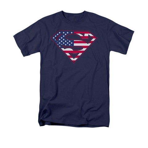 Superman US Flag Shield