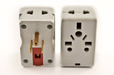 VP 116 - Plug Adapter for USA Grounded & Fuse Protected