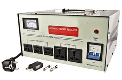 4000 Watts Voltage Transformer plus Automatic Voltage Stabilizer