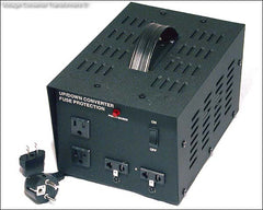 1500 Watts Step Up /Down Voltage Transformer