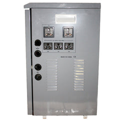 15,000 Watts Voltage Transformer with Built-in Voltage Regulator