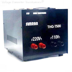 7500 Watts Step Down Transformer
