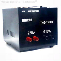 VOD-15000 Deluxe 15000 Watt Step Down Transformer, CE Certified