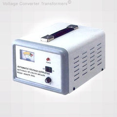 300 Watts Deluxe Voltage Regulator with Voltage Converter