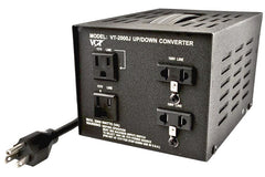 2000 Watts Japanese 100V-110V Up/Down Voltage Transformer