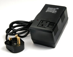 150 Watts Step Down Transformer with UK Plug