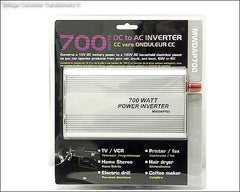 700 Watts Power Inverters 12V DC to 220/240V AC