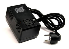 VOD 150GS - Step Down Voltage Converter With Euro / Asia Plug - 150 Watts