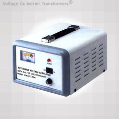 3000 Watts Deluxe Voltage Regulator with Voltage Transformer