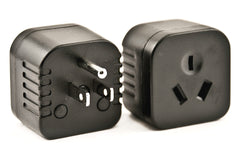 VP28 - Converts Australia Grounded Plug to USA Plug