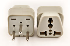 VP-111  Grounded Plug Adapter for Switzerland