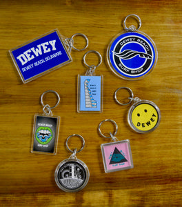 Surf Shop Key Chains