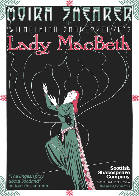 Lady MacBeth – giclée print
