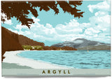 Argyll: Loch Lomond and Ben Lomond – magnet