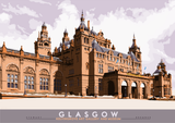 Glasgow: Kelvingrove Art Gallery and Museum – poster