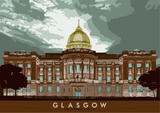 Glasgow: The Mitchell Library – poster