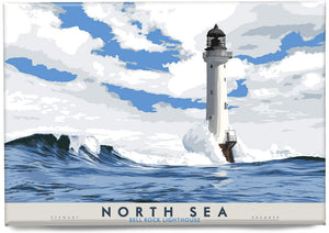 North Sea: Bell Rock Lighthouse – magnet