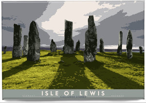 Isle of Lewis: Callanish Stones – magnet