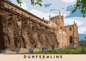 Dunfermline: Abbey – poster