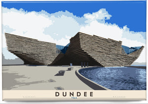 Dundee: V&A – magnet