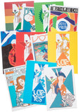 Indyref postcard set - Indy Prints by Stewart Bremner