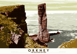 Orkney: The Old Man of Hoy – poster