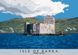 Isle of Barra: Kisimul Castle – poster